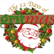 12 Days of Grit-Mas logo