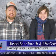 Snomg! Asheville GritVegas weekend update