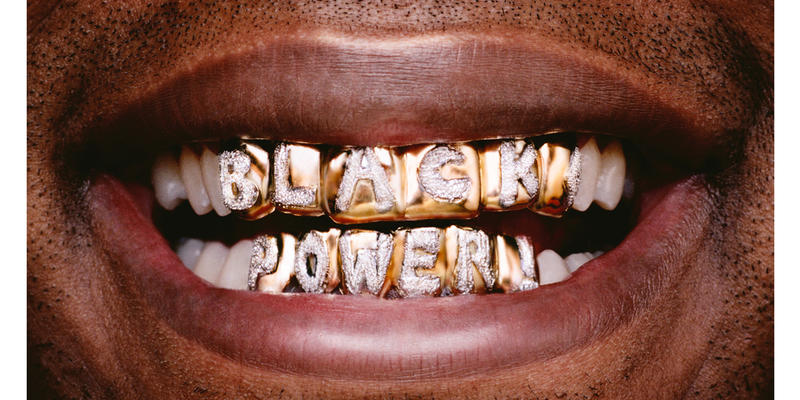 Hank Willis Thomas, Black Power