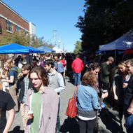2016 Asheville Coffee Expo. Photo: David W.